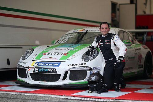 """Carrera Cup Italia, Santoro stupisce dai simulatori alla pista di Monza: """"Dal vero è pazzesco!"""""""