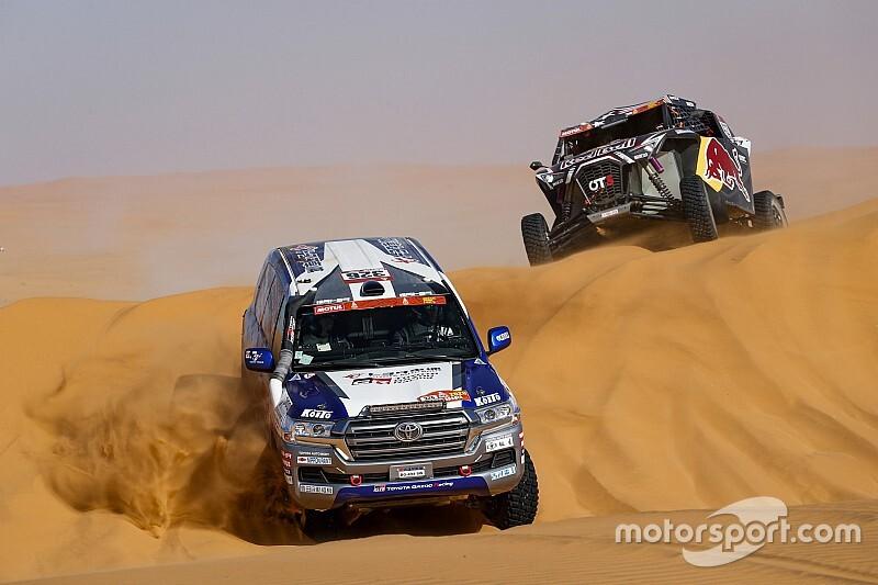 Galeria zdjęć: 7 etap Rajdu Dakar 2020