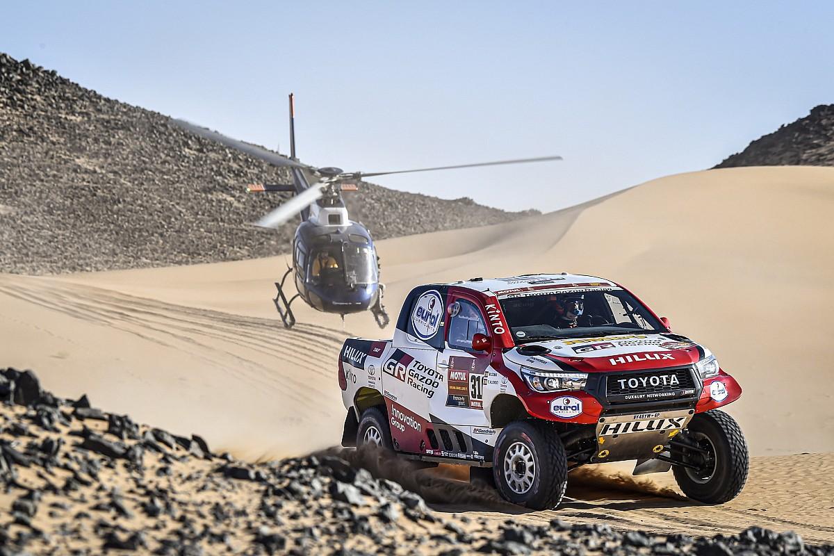 Dakar Rali: a szakasz, ahol Alonso majdnem a leggyorsabb volt (videó)