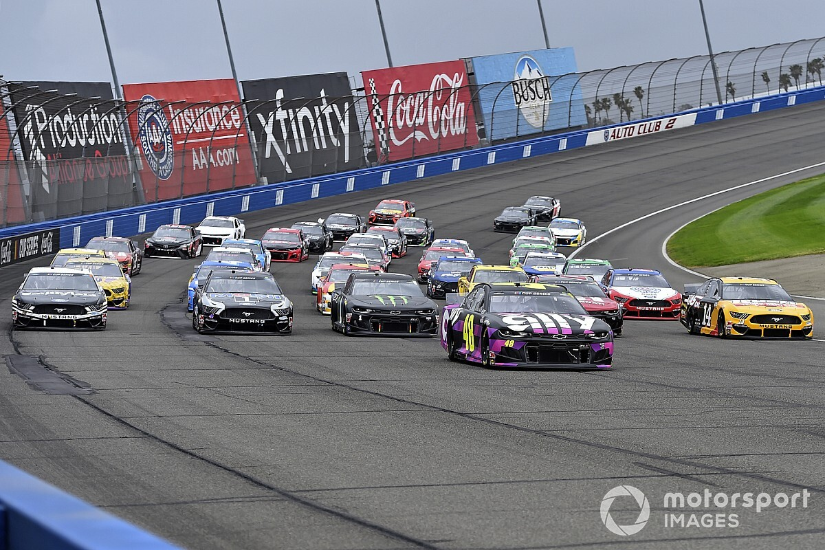 NASCAR postpones races through May 3 due to coronavirus