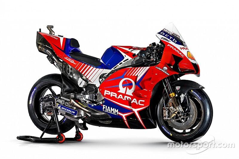 Pramac Ducati presenta los colores para su temporada más oficial