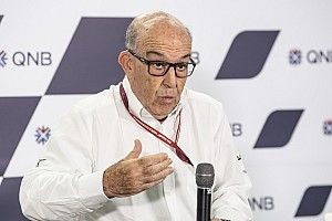 MotoGPシリーズ運営CEOがファンと関係者に声明発表。「レース数維持が目標」