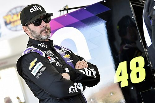 "Jimmie Johnson: ""It would be insane"" to win at Fontana"