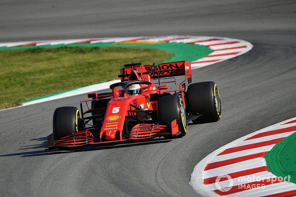 El Ferrari SF1000 fue más rápido que Red Bull en tandas largas