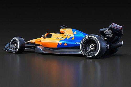 Menurut McLaren, DRS Tidak Lagi Spesial di F1 2022