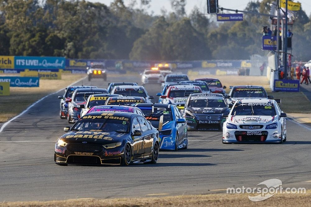 Supercars junior merger to go ahead after all
