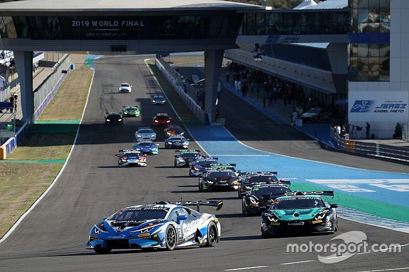 Lamborghini, Europe, Gara 2: i Campioni PRO sono Kroes-Afanasyev