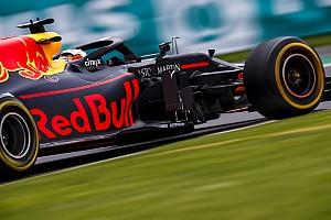 Red Bull van Verstappen gespot in Zandvoort