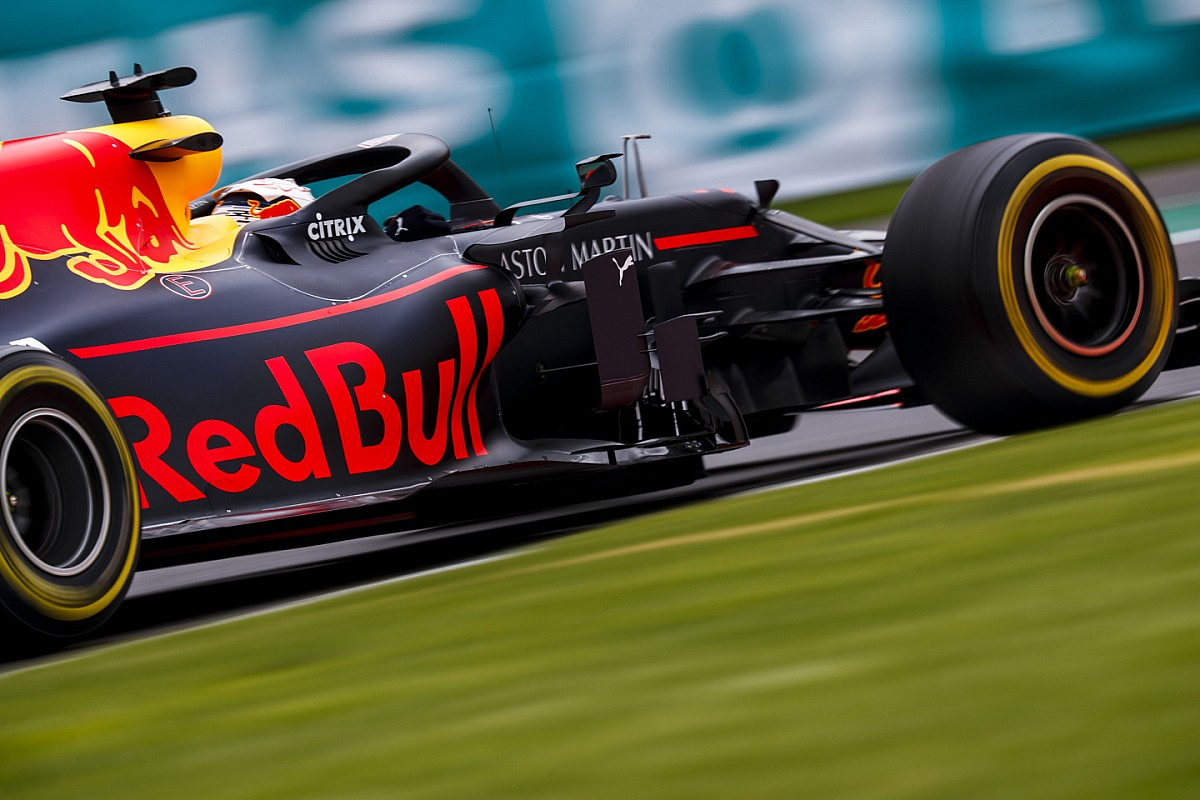 Red Bull says 2020 F1 car two weeks ahead of schedule