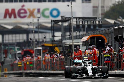 Ergebnis: Formel 1 Mexiko 2019, Qualifying