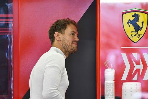 Vettel nyerte a második edzést Mexikóban Verstappen előtt: Mercedes?