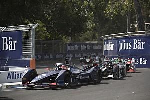 """Frijns baalt na ePrix Santiago: """"Dit weekend was een nachtmerrie"""""""