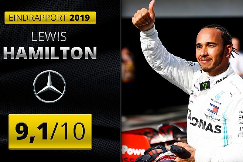 Eindrapport Lewis Hamilton: Soevereine prestatie van recordjager
