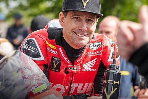 TT 2020: OMG Racing con Johnson per il debutto nelle road races