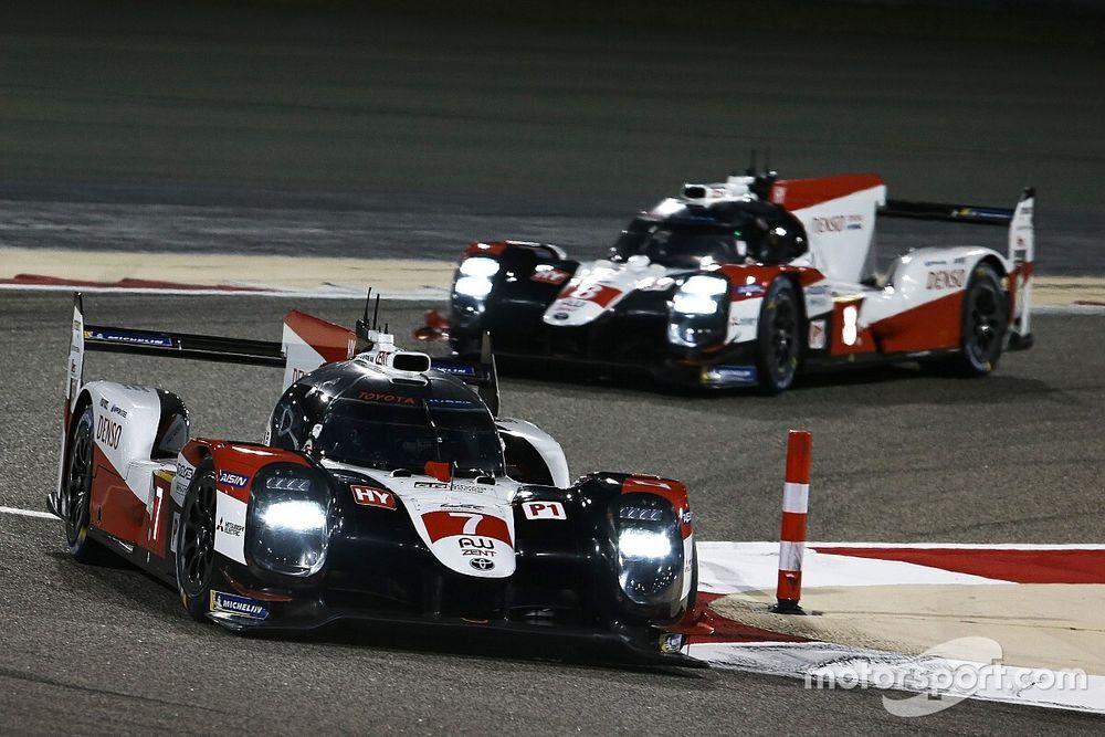 دبليو إي سي: تويوتا تعود لسابق هيمنتها وتفوز في البحرين