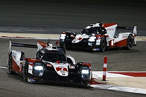 7号車独走優勝でトヨタ勢1-2。厳しいサクセスハンデ乗り越え、レベリオンを下す
