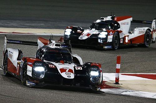 Vídeo: doblete de Toyota en Bahrein tras la accidentada salida