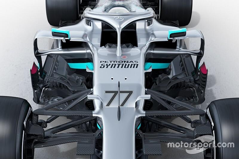 Fotogallery F1: la Mercedes difende il trono con la W11