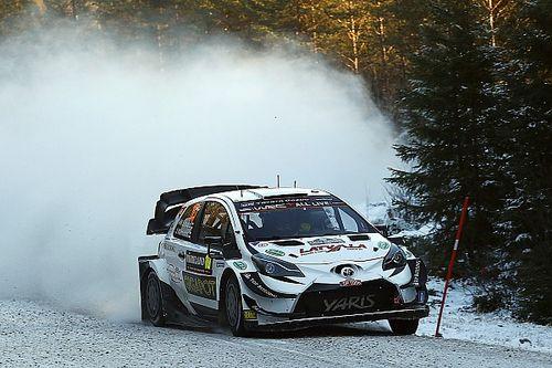 Latvala abandonne définitivement le Rallye de Suède