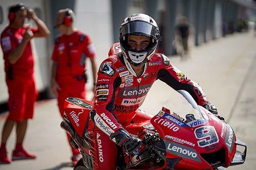 Petrucci szerint a Ducati le van maradva