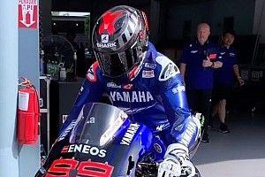 MotoGP, Shakedown: Lorenzo 8° al ritorno sulla Yamaha nel Day 3