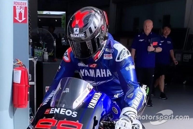 """Lorenzo: """"Yamaha nog steeds ideaal voor mijn stijl"""""""