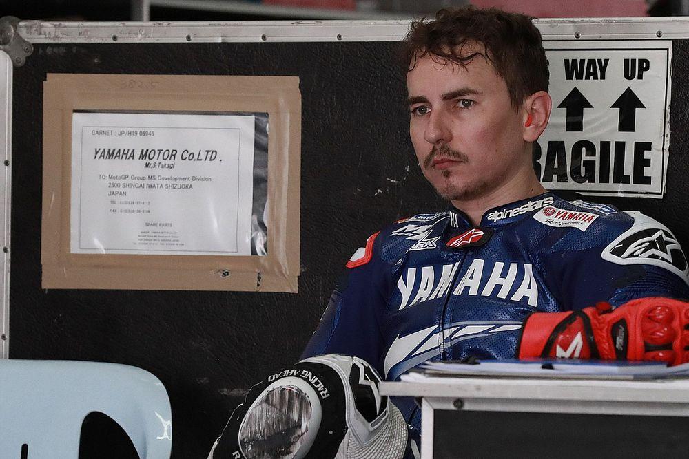 """Lorenzo: """"Mi spiace aver messo Dall'Igna in imbarazzo in Ducati"""""""