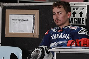 "Lorenzo wildcard ""important"" for Yamaha - Vinales"