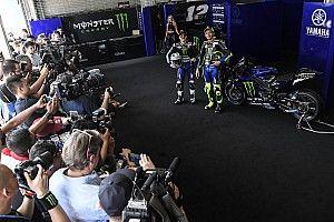 """Viñales: """"Los resultados dirán quién es el número 1 en Yamaha"""""""