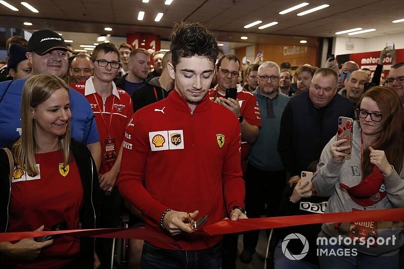 """Leclerc végre egy """"saját"""" autót kaphat a Ferrarinál"""