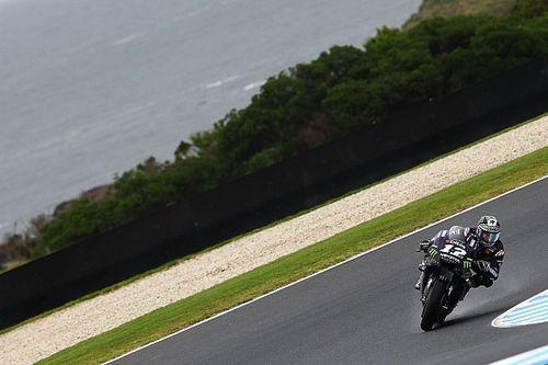 Australia MotoGP: Vinales dominates dry FP2
