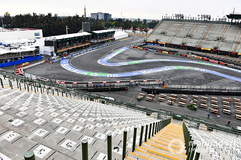 F1 to use track limits detection in Mexico