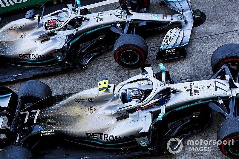Hamilton admite que 2019 não é um bom ano para desenvolvimento do motor Mercedes