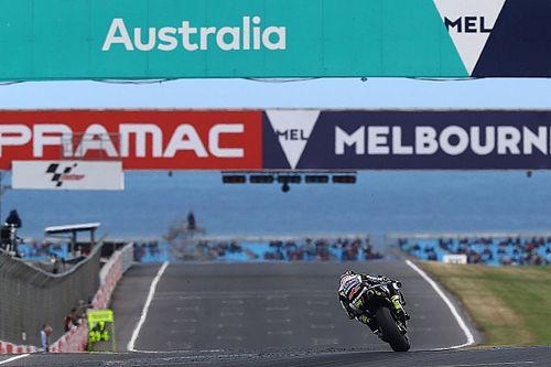 MotoGP: Phillip Island potrebbe essere anticipata nel 2021