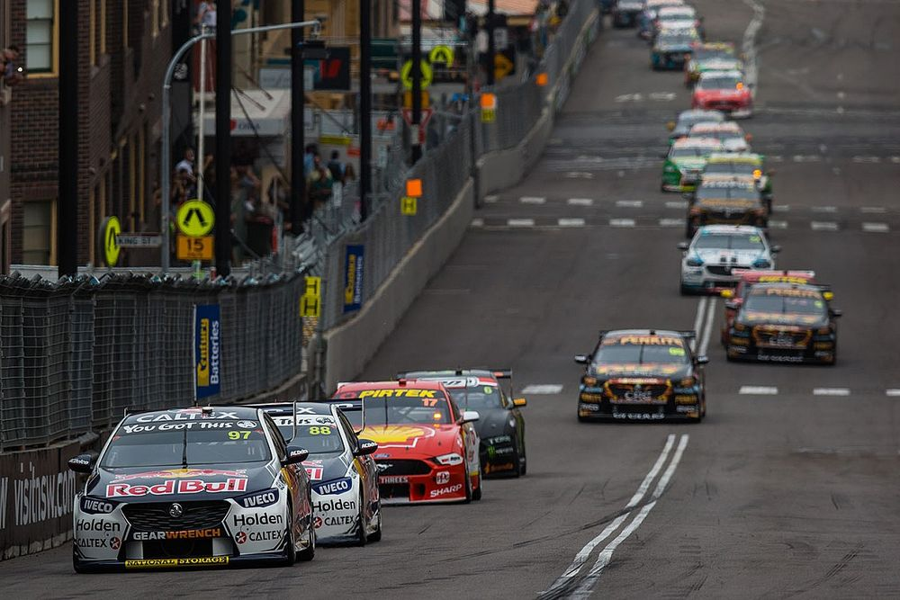 Supercars won't mimic F1 engine penalties
