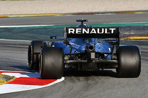 VÍDEO: Renault mostra Ricciardo acelerando em teste na Áustria