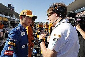 Данные Ф1 помогли Норрису выиграть кибергонку IndyCar