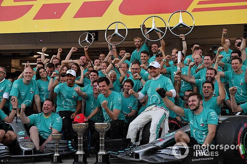 Galeri: Art arda en çok şampiyonluk kazanan F1 takımları