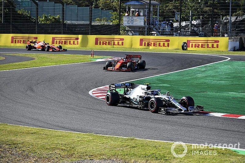 Mercedes 'ajuda', Bottas vence GP do Japão e renasce no campeonato