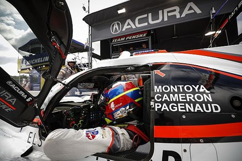 Монтойя стал чемпионом серии IMSA