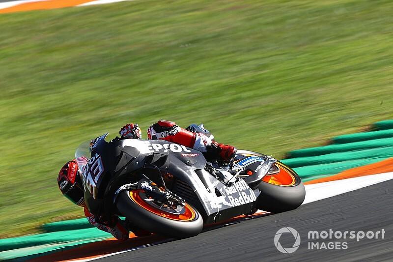 Marquez: Chcę mieć najszybszy motocykl
