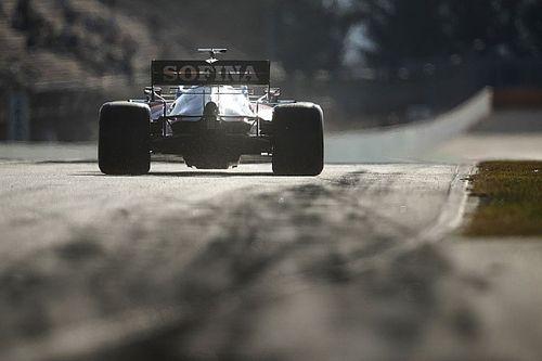 Williams ya tiene fecha de estreno para su FW43B