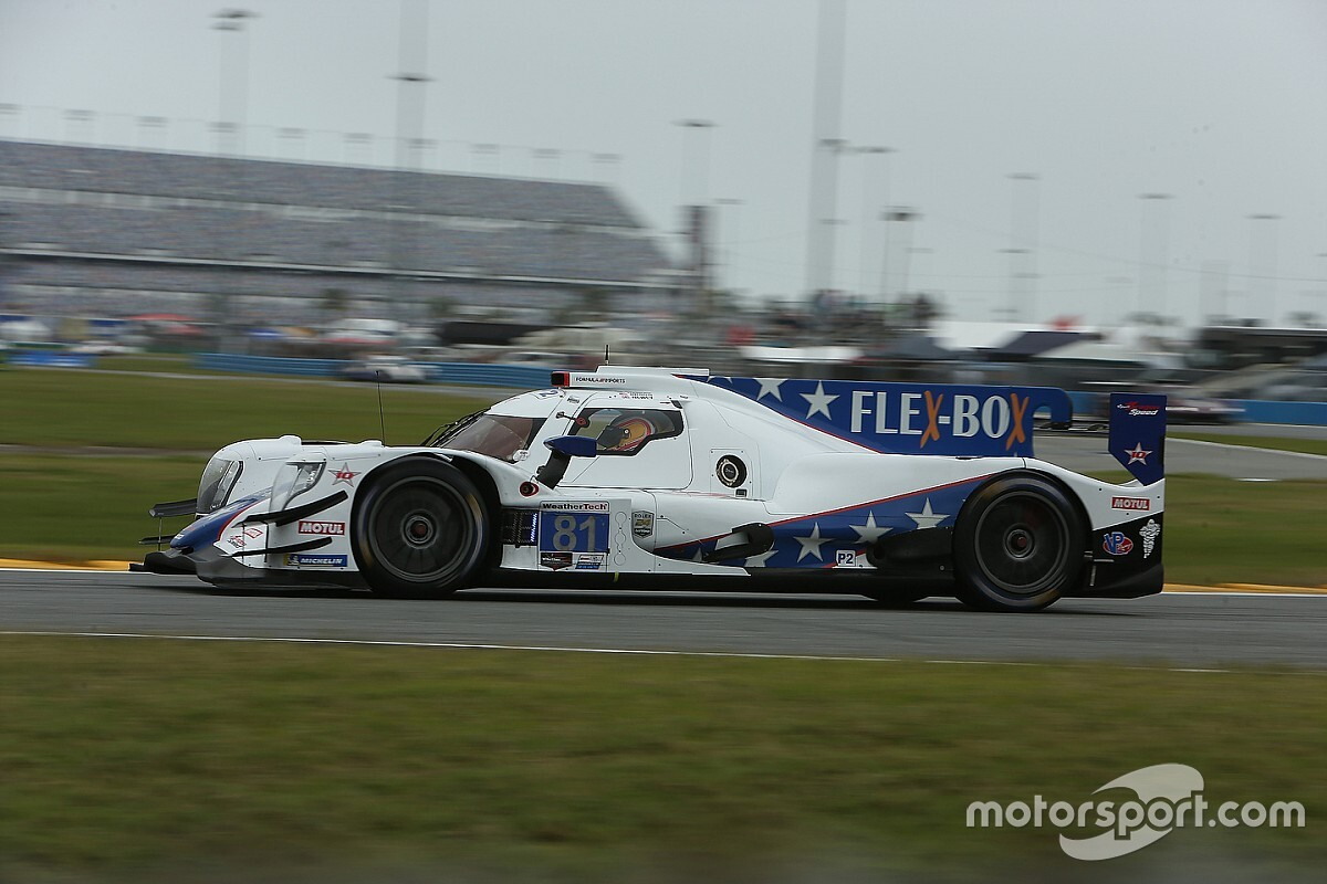 DragonSpeed reveals full two-car Rolex 24 line-up