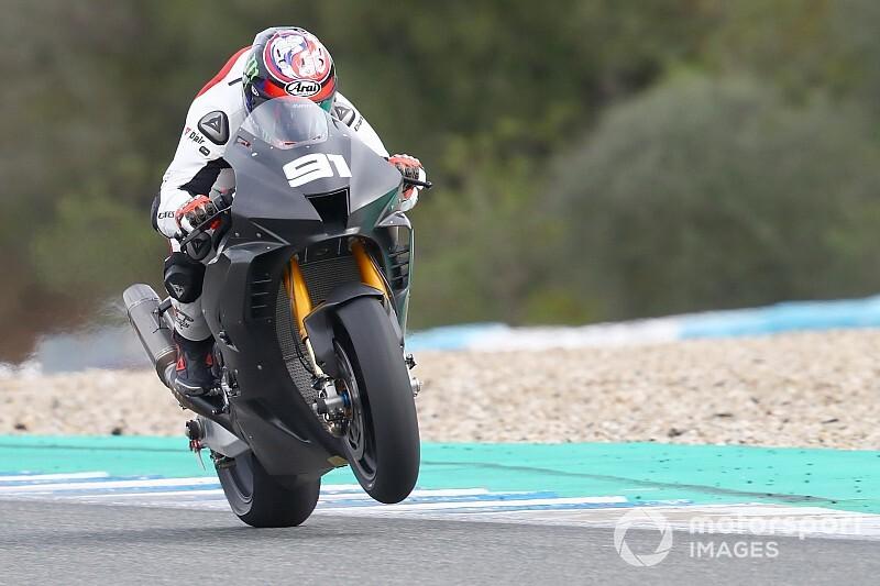 "Honda still working on ""fundamentals"" of new bike"