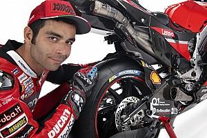 Le nouveau pneu arrière, clé de la saison pour les pilotes Ducati