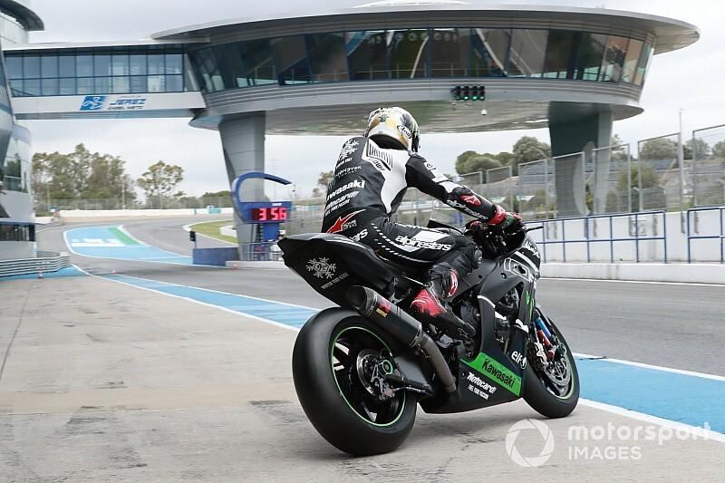 Fotogallery SBK: la seconda giornata di test a Jerez