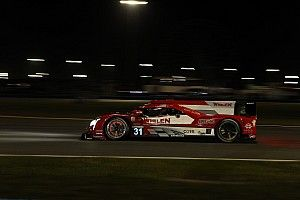 Rolex 24: Cadillac goes 1-2-3 in night practice