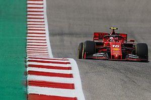 Ferrari explique son avantage réduit en ligne droite à Austin