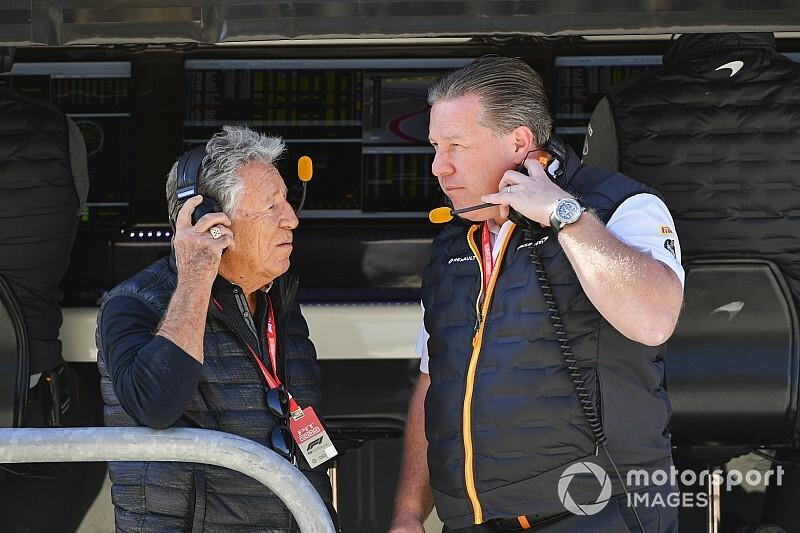"""Brown: """"McLaren için bir sonraki adım daha da zor olacak"""""""