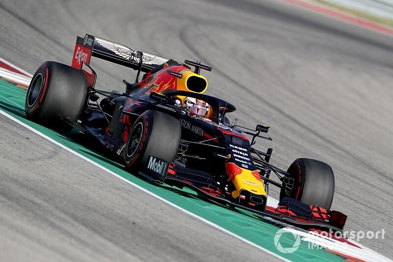 Verstappen snelste in afsluitende training Grand Prix van Amerika